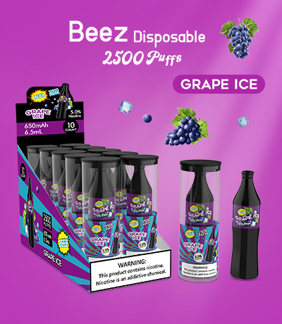 Beez Grape-Ice