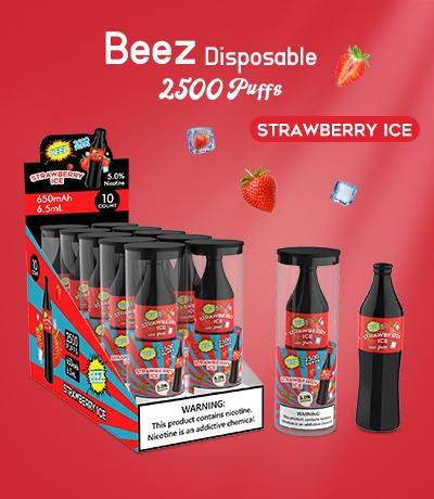 Beez Strawberry-Ice
